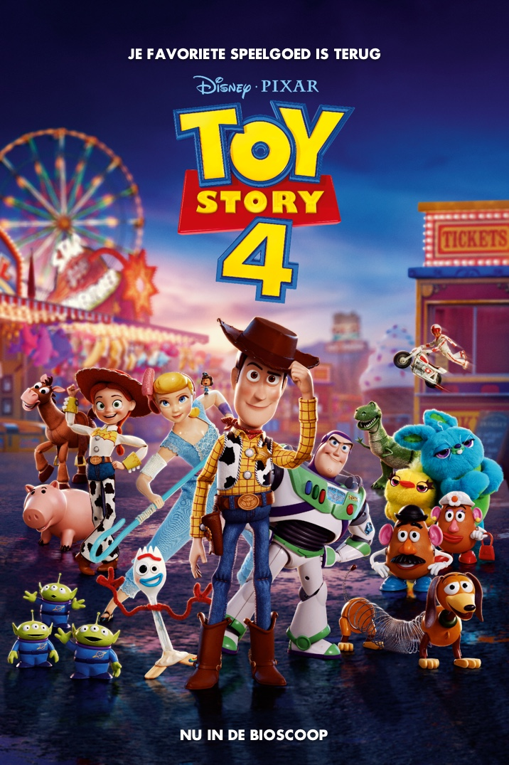 Poster image for Toy Story 4