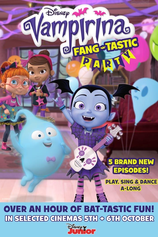 Poster image for Vampirina: Fang-Tastic Party