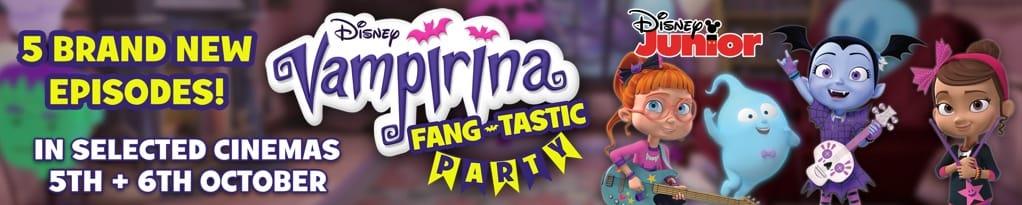 Vampirina: Fang-Tastic Party banner image