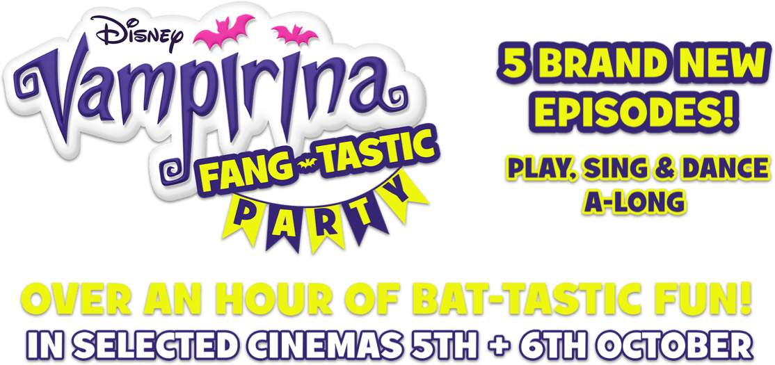 Vampirina: Fang-Tastic Party : %$SYNOPSIS% | Disney