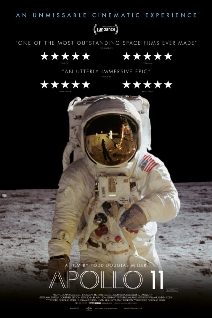 Poster image for Apollo 11