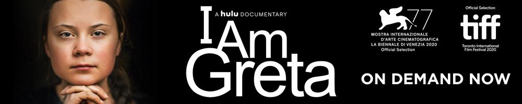 Poster image for I Am Greta
