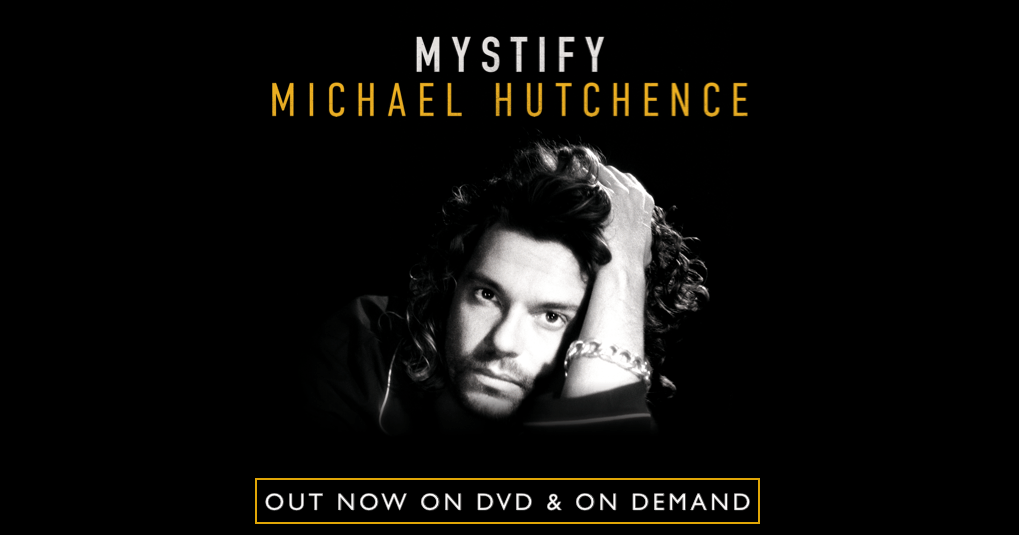 Mystify: Michael Hutchence: Cinema Screenings & Ticket Booking - The Official Showtimes Destination
