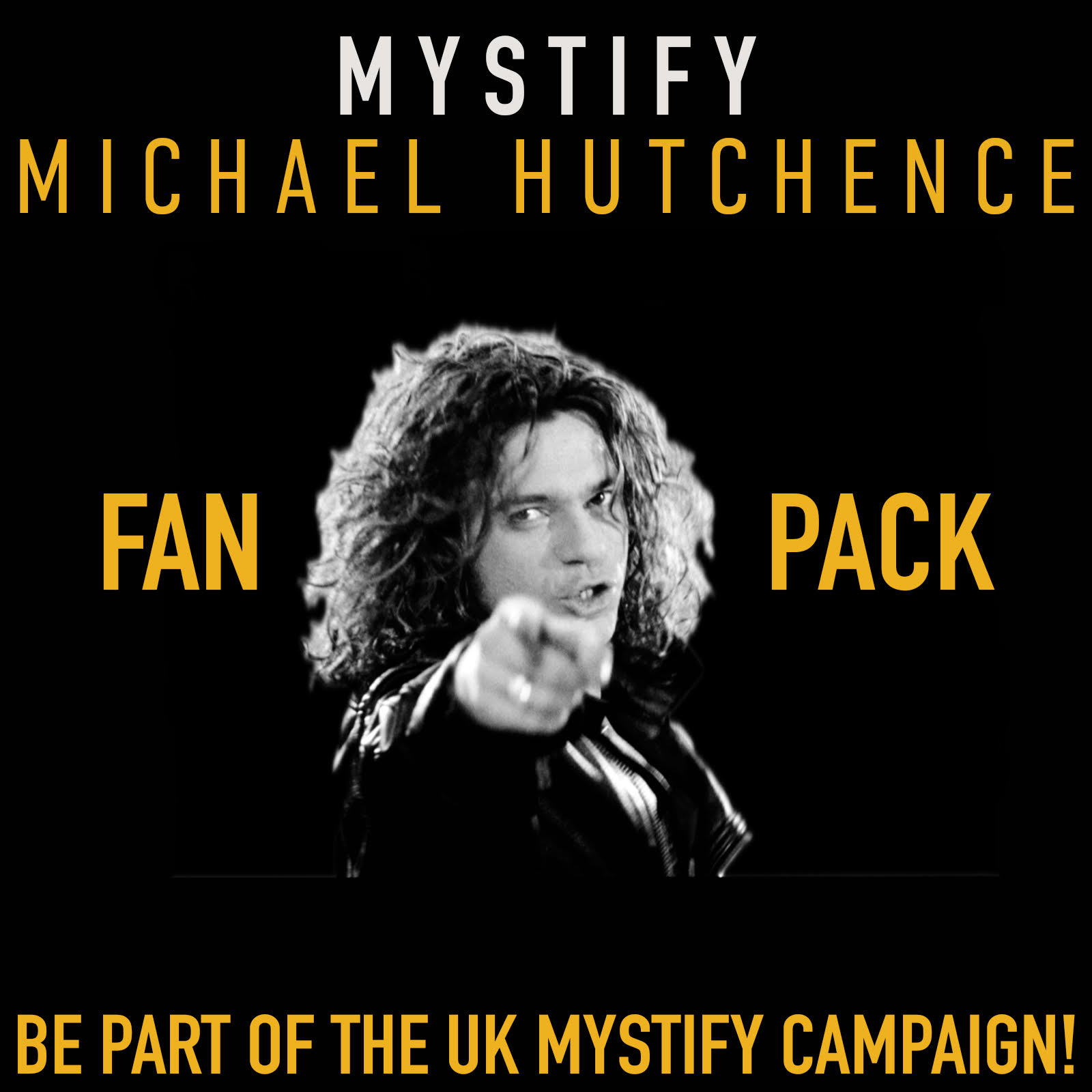 Image 1 of the Mystify: Michael Hutchence gallery