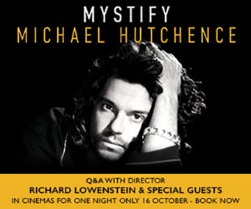 Image of the Mystify: Michael Hutchence gallery