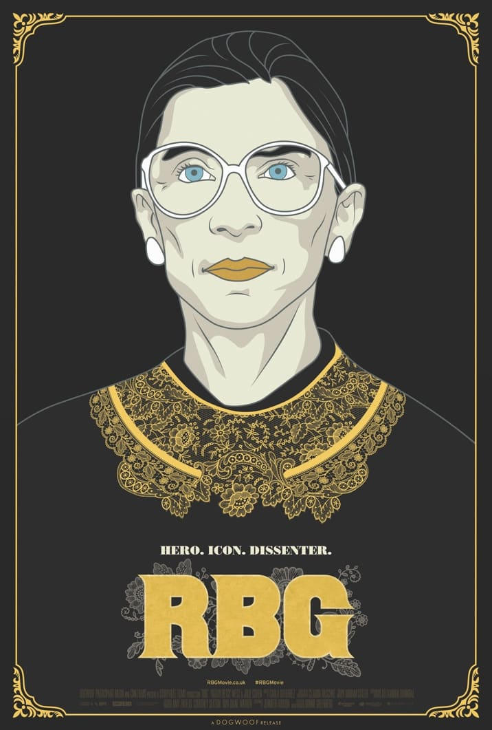 Poster image for RBG