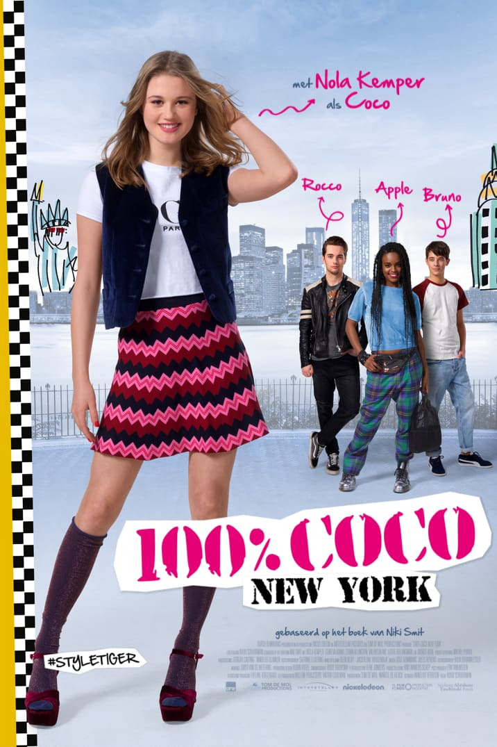 Poster for 100% Coco New York