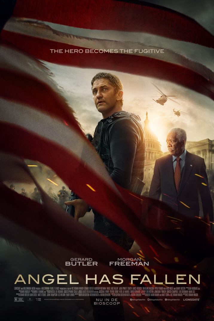 Poster image for Angel has Fallen