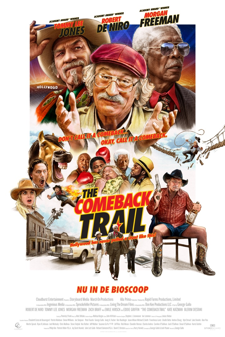 Poster image for The Comeback Trail