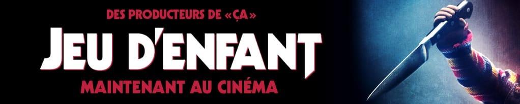 Poster for JEU D'ENFANT