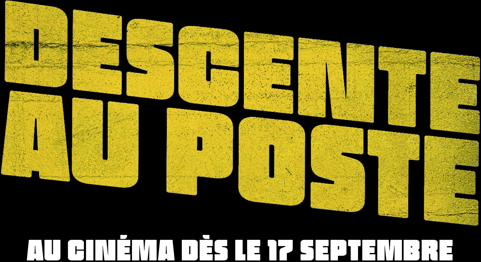 Titre ou logo pour Descente Au Poste