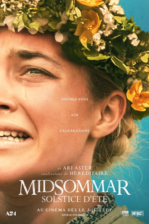 Poster for MIDSOMMAR : SOLSTICE D'ÉTÉ
