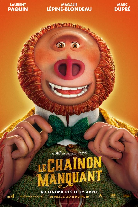 Poster for Le chaînon manquant