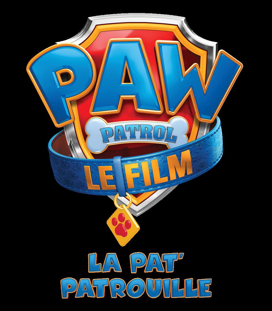 Titre ou logo pour La Pat' Patrouille: Le film