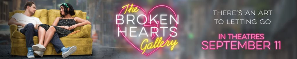 Poster image for The Broken Hearts Gallery