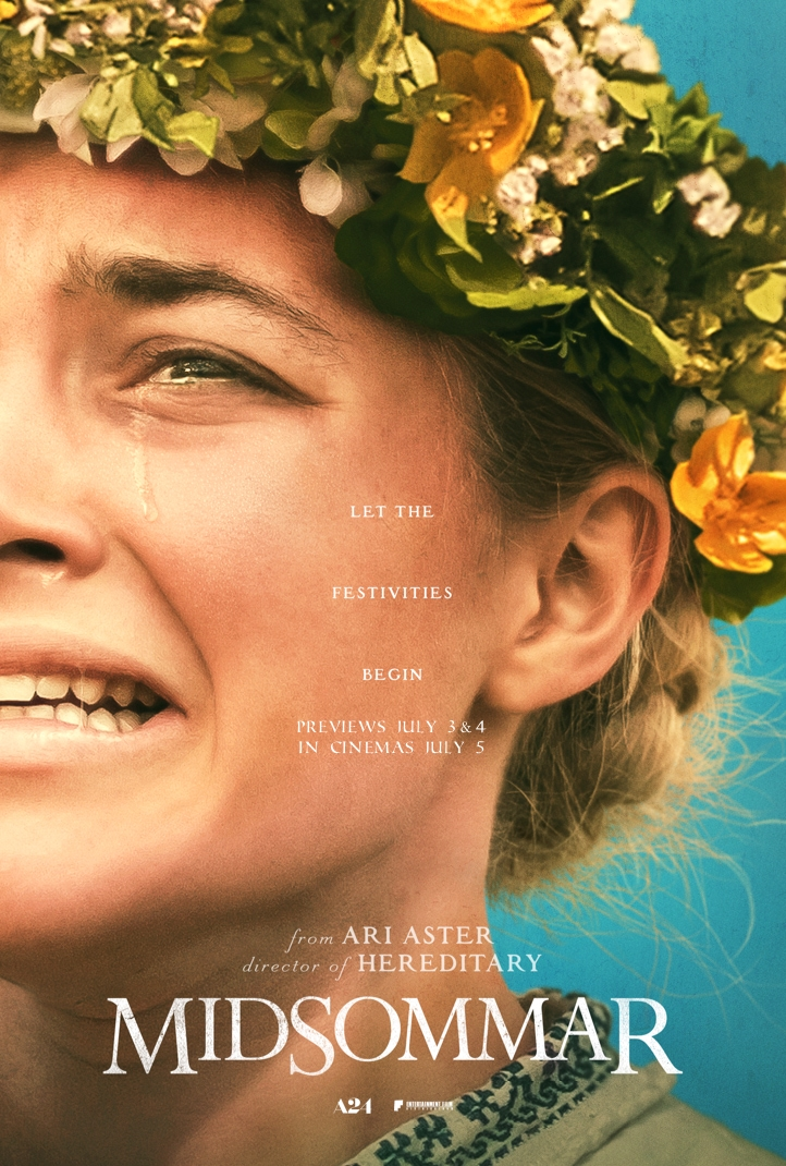Poster for Midsommar