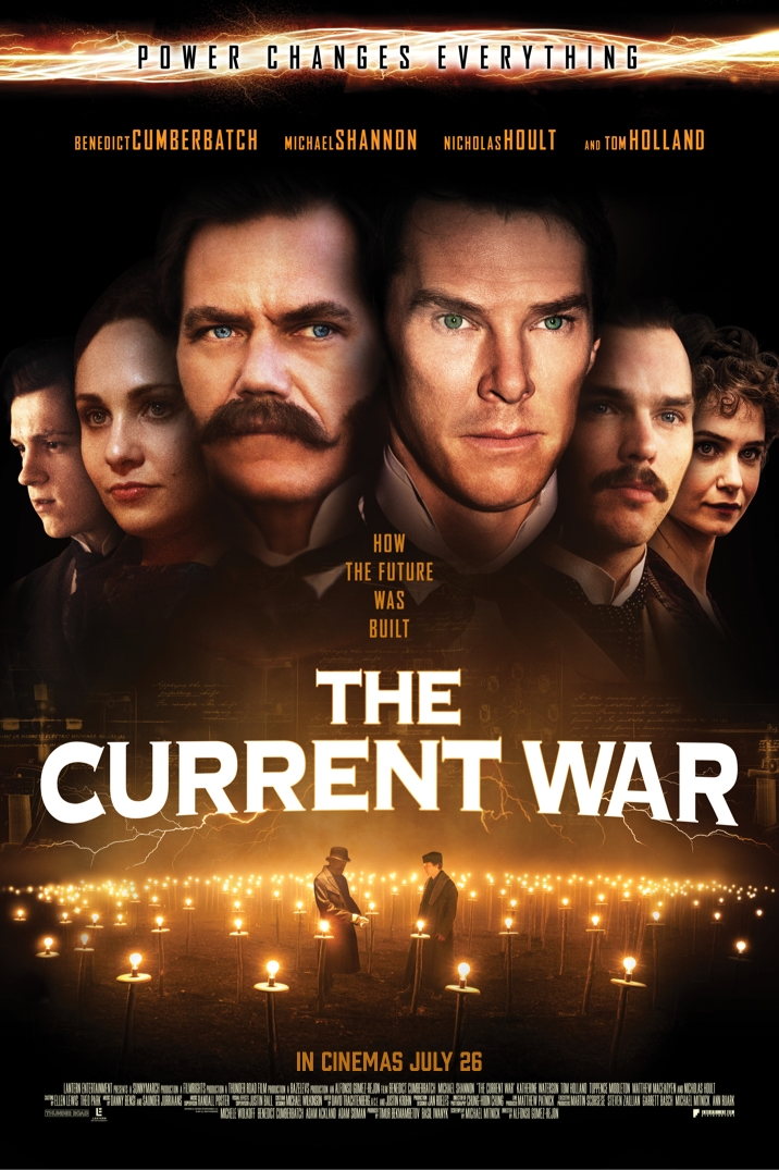 Poster image for The Current War