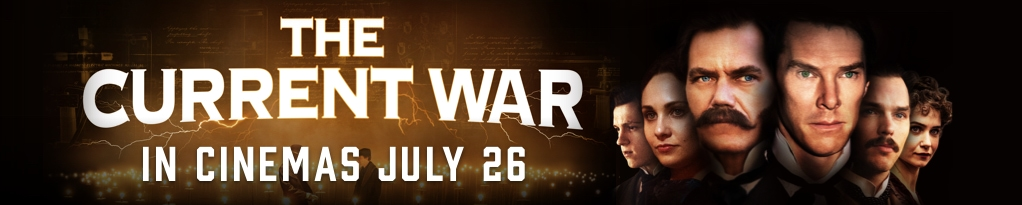 Poster for The Current War