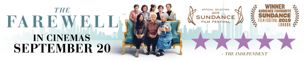Poster image for The Farewell