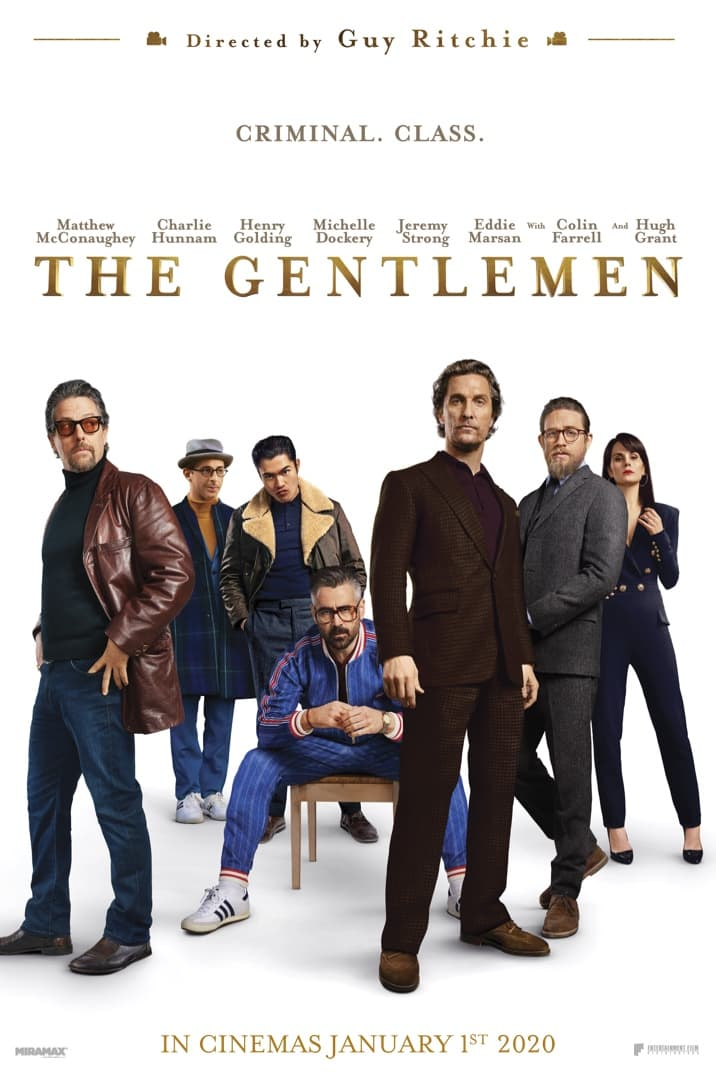 Poster image for The Gentlemen