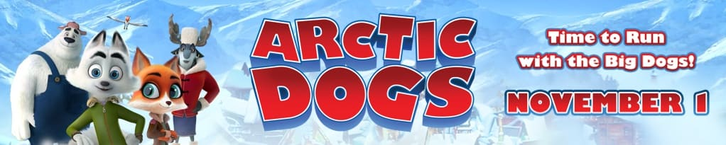Poster image for Arctic Dogs