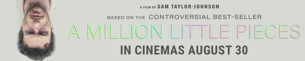 Poster for A Million Little Pieces