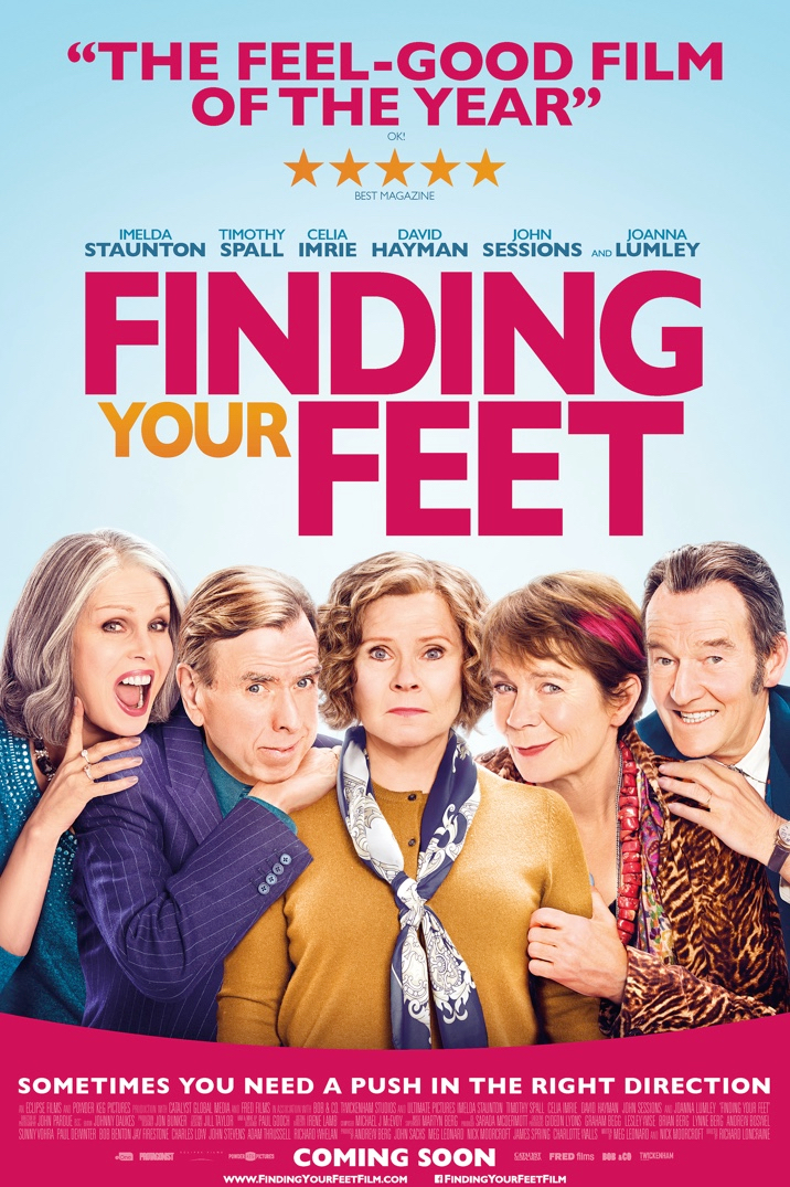 Most Epic Win Image Movies Releases 25th May 2018 Finding Your Feet