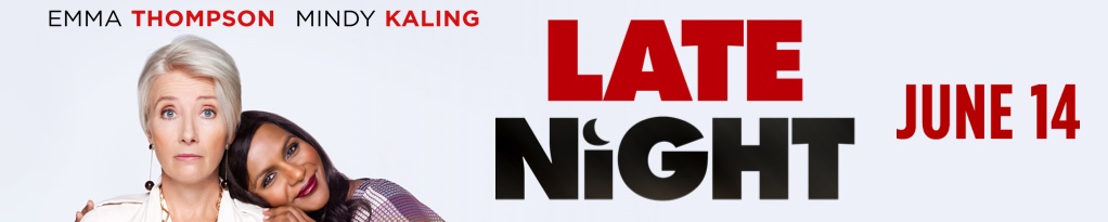 Poster for Late Night