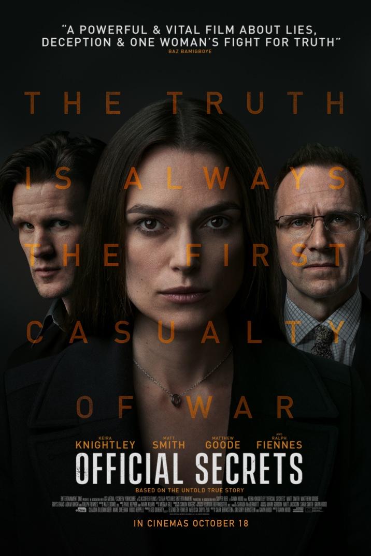 Poster image for Official Secrets