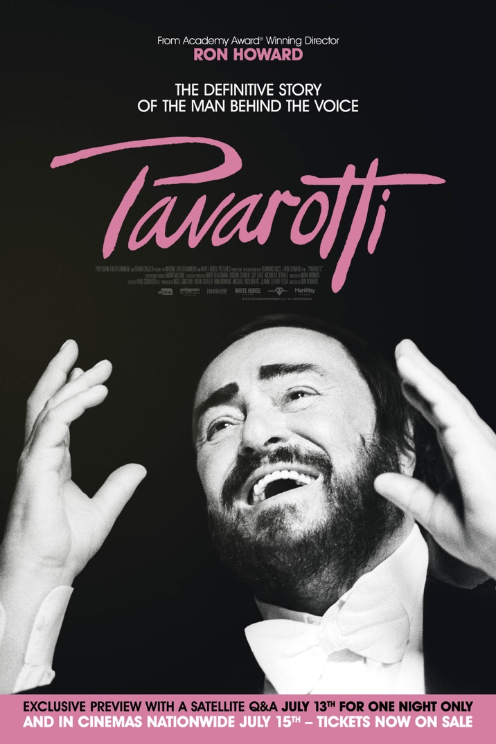 Poster for Pavarotti