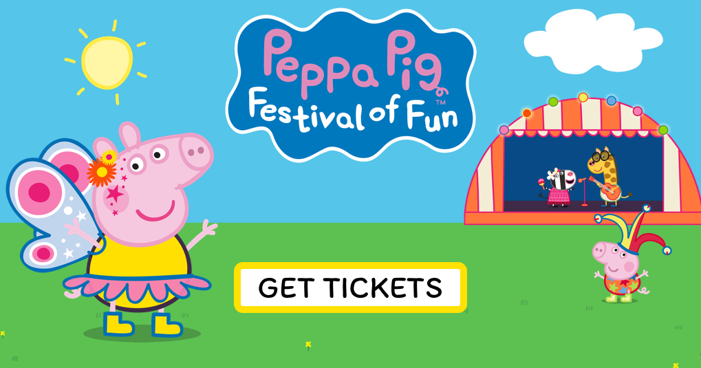 Peppa Pig: Festival of Fun : Synopsis | eOne