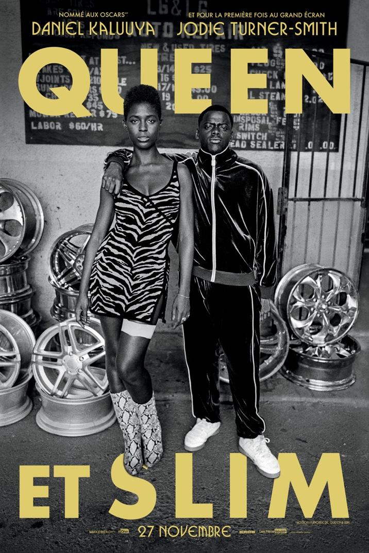 Poster image for Queen et Slim