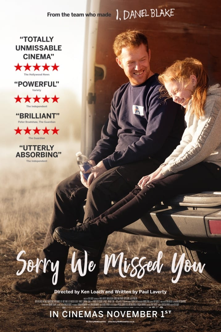 Poster image for Sorry We Missed You