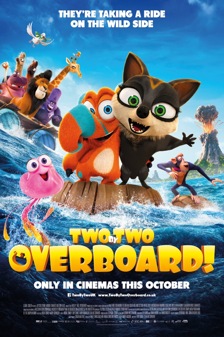 Poster image for Two By Two: Overboard