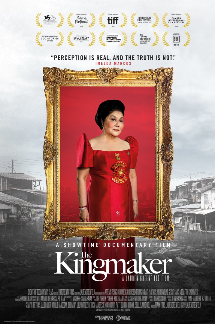 Poster image for The Kingmaker