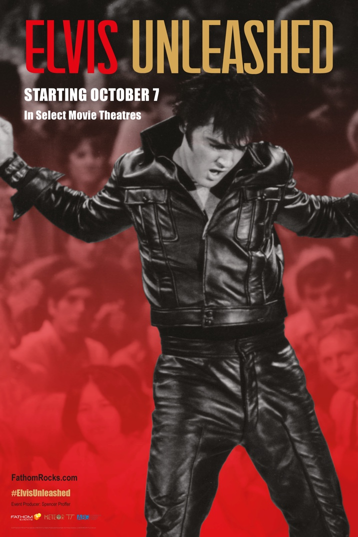 Poster image for Elvis Unleashed