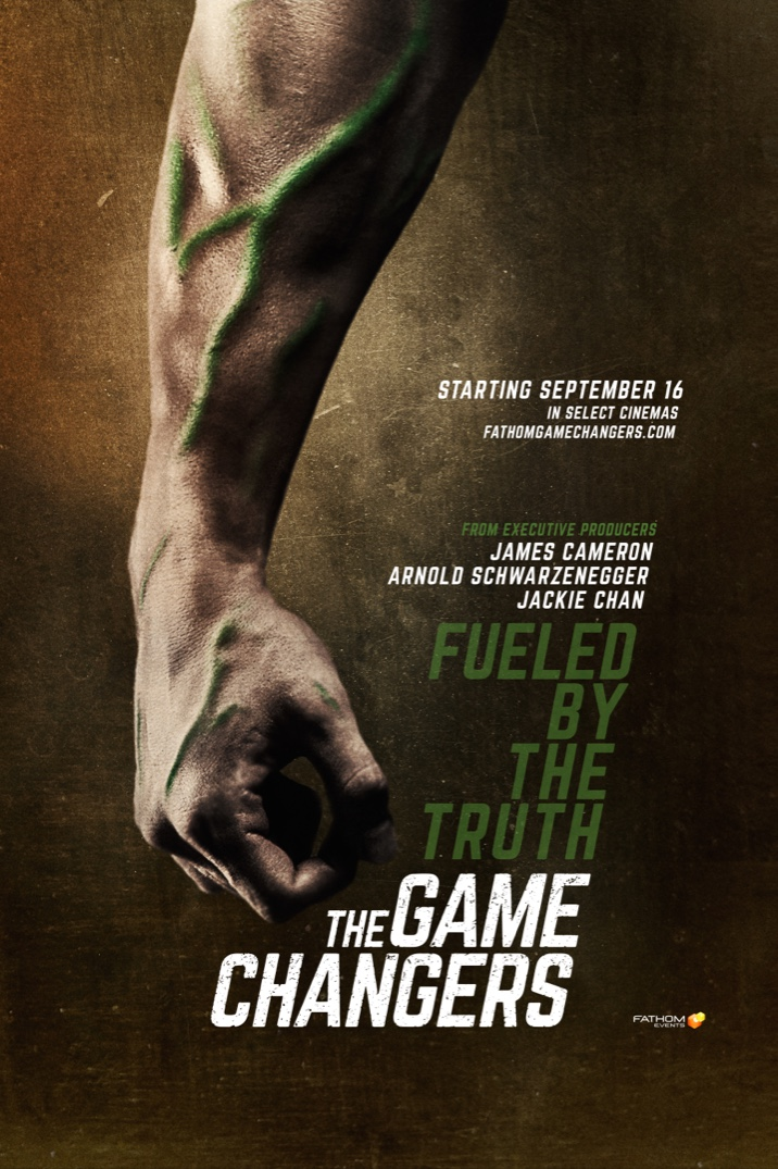 Poster for The Game Changers