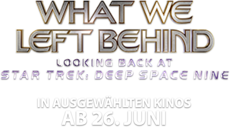 What We Left Behind: Looking Back at Star Trek: Deep Space Nine: Story | Fathom Events