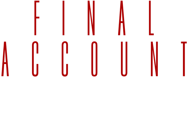 Title or logo for Final Account