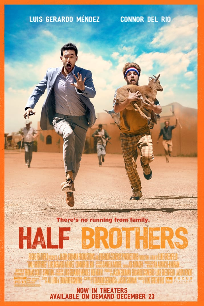 Poster image for Half Brothers