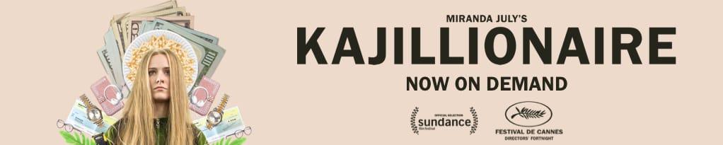 Poster image for Kajillionaire