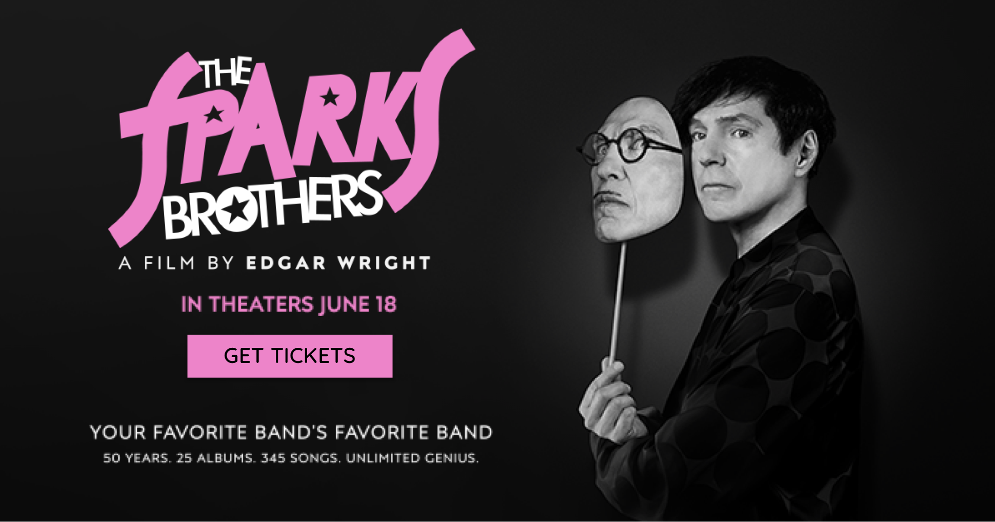 The Sparks Brothers | Official Website | June 18 2021