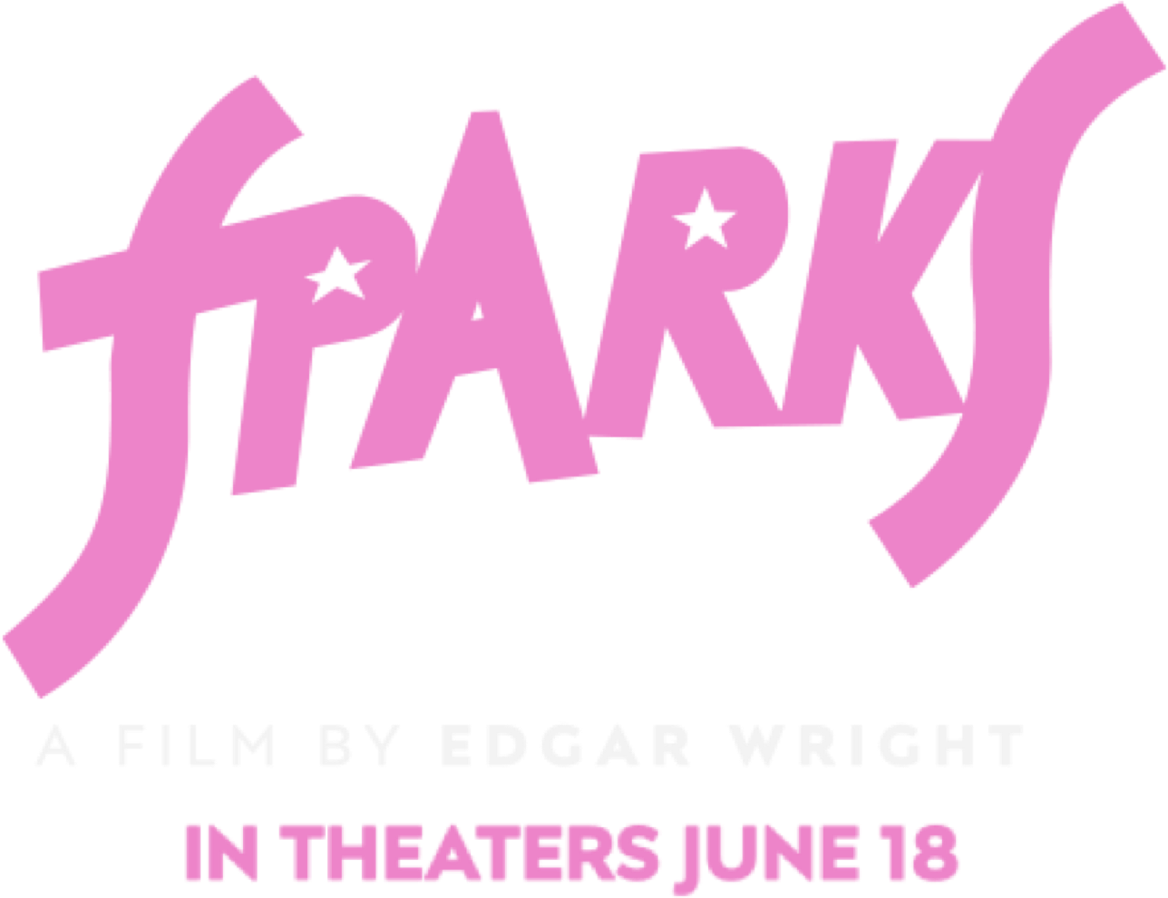 Title or logo for The Sparks Brothers