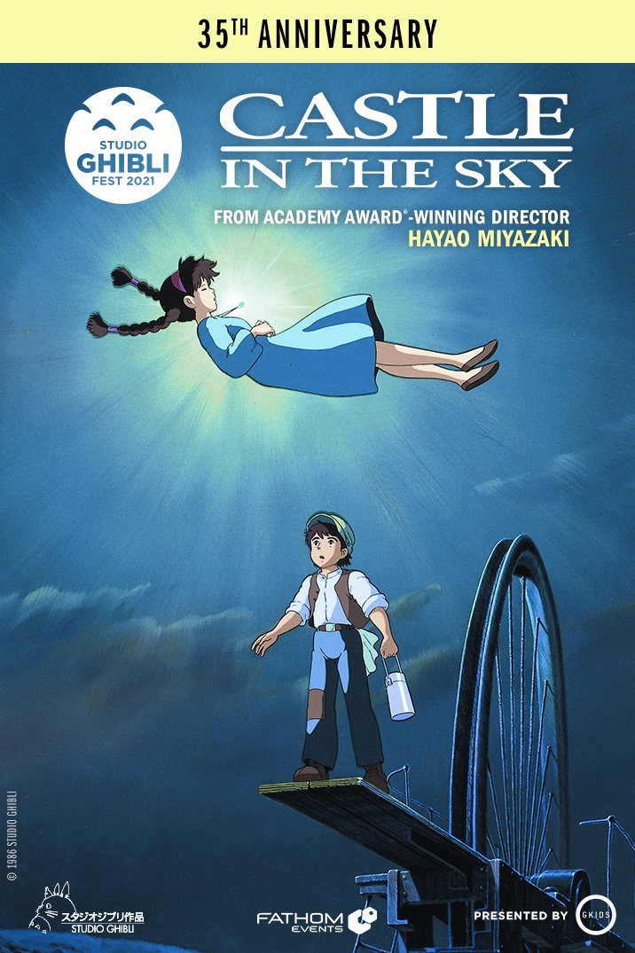 Poster image for Castle in the Sky