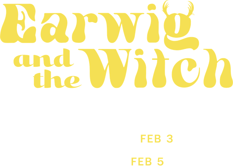 Earwig And The Witch: Synopsis | GKIDS Films