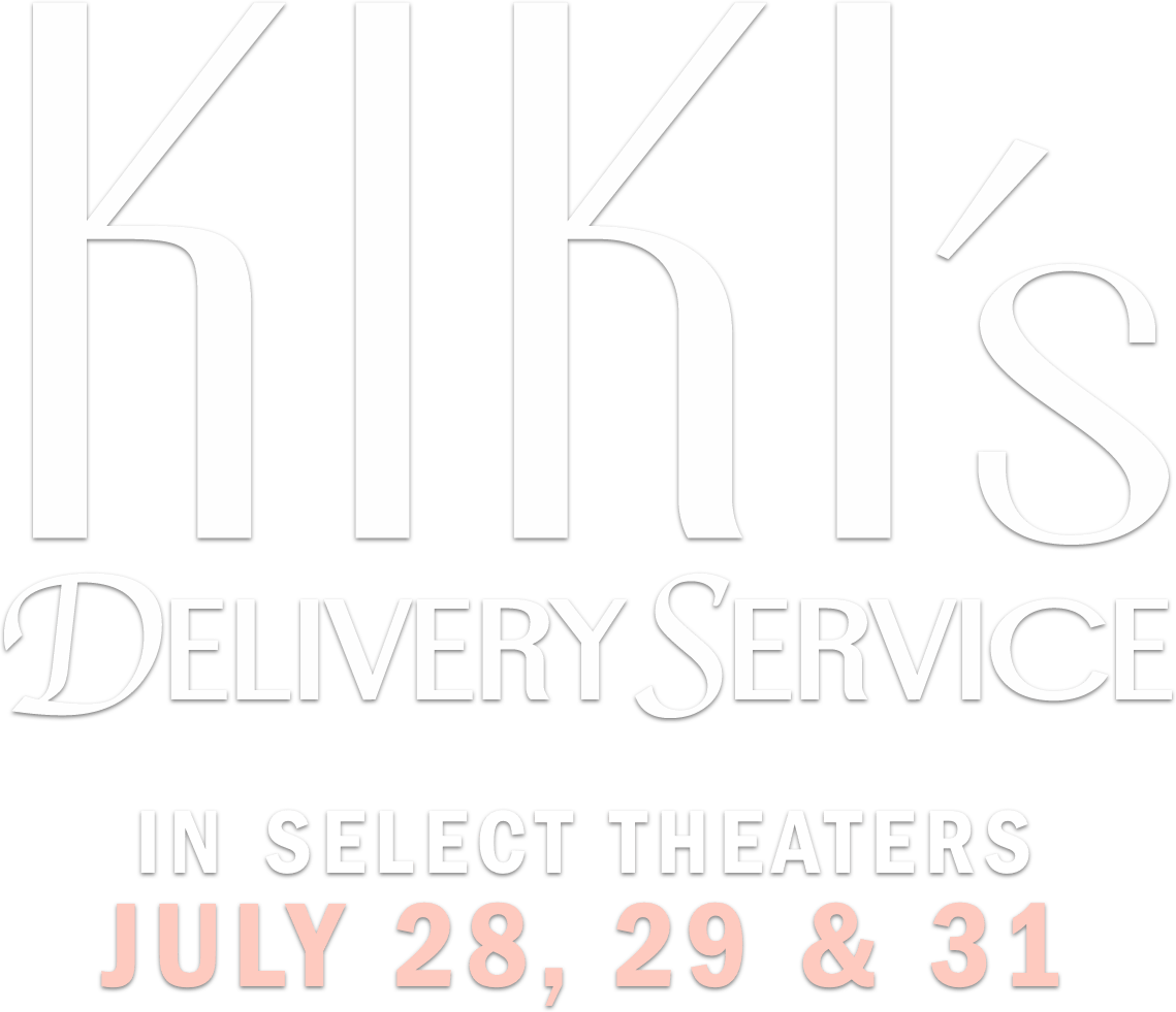Kiki's Delivery Service : Synopsis | GKIDS Films