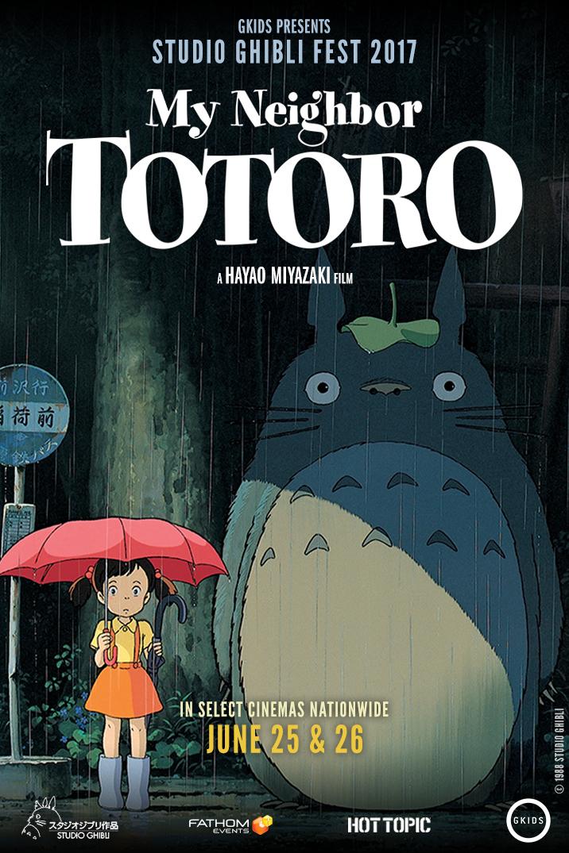My Neighbor Totoro: Get Tickets   GKIDS Films