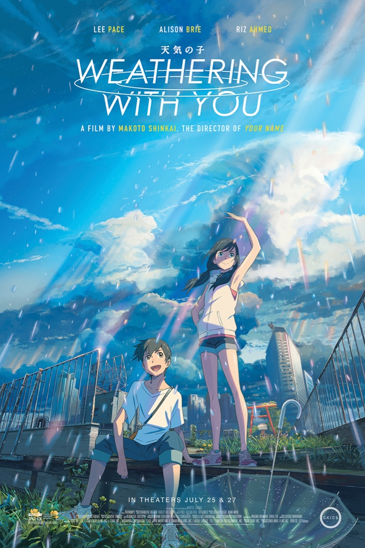 Poster image for Weathering With You