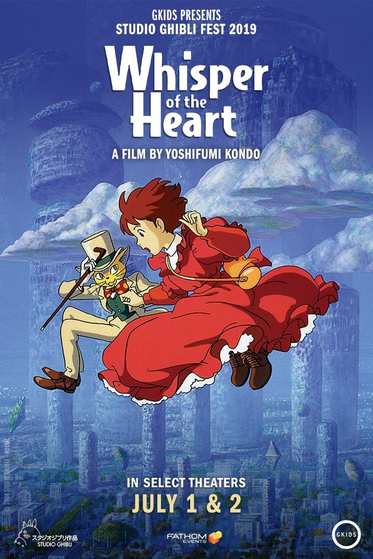 Poster for Whisper of the Heart