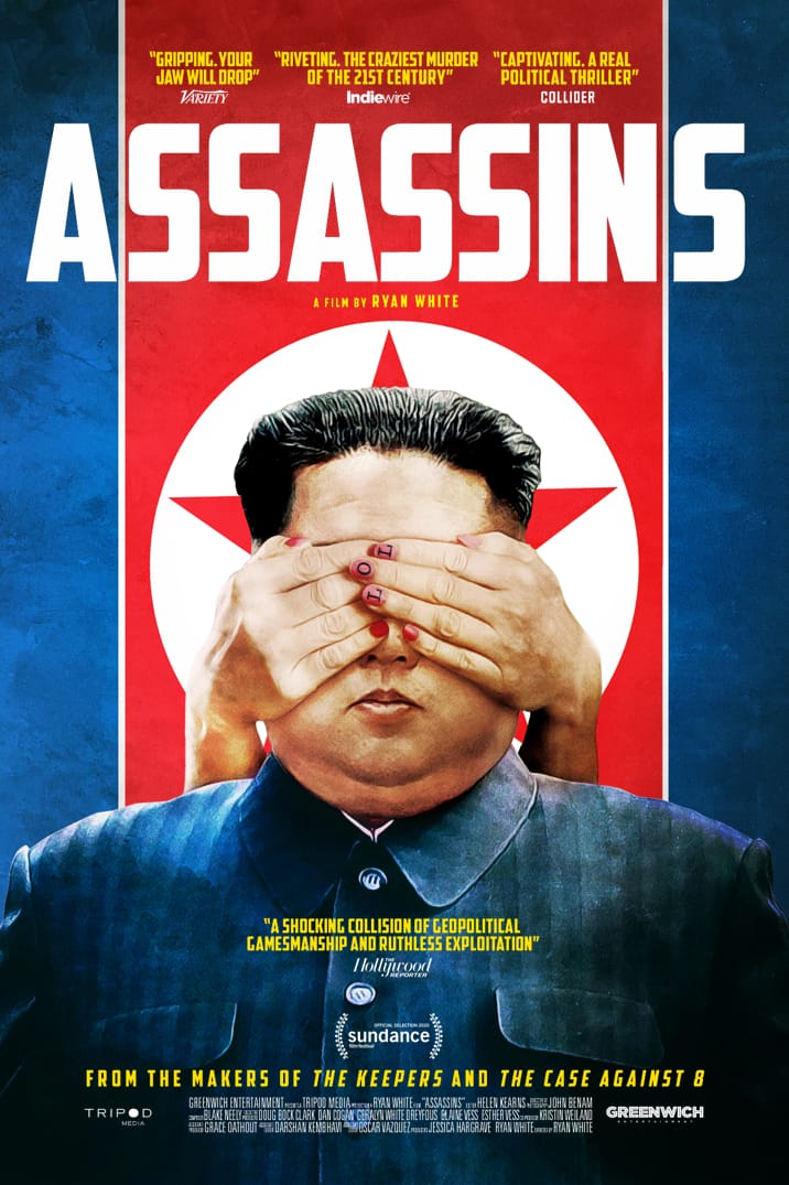 Poster image for Assassins